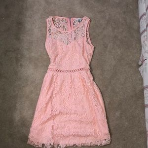 Pink dress from papaya! Will negotiate